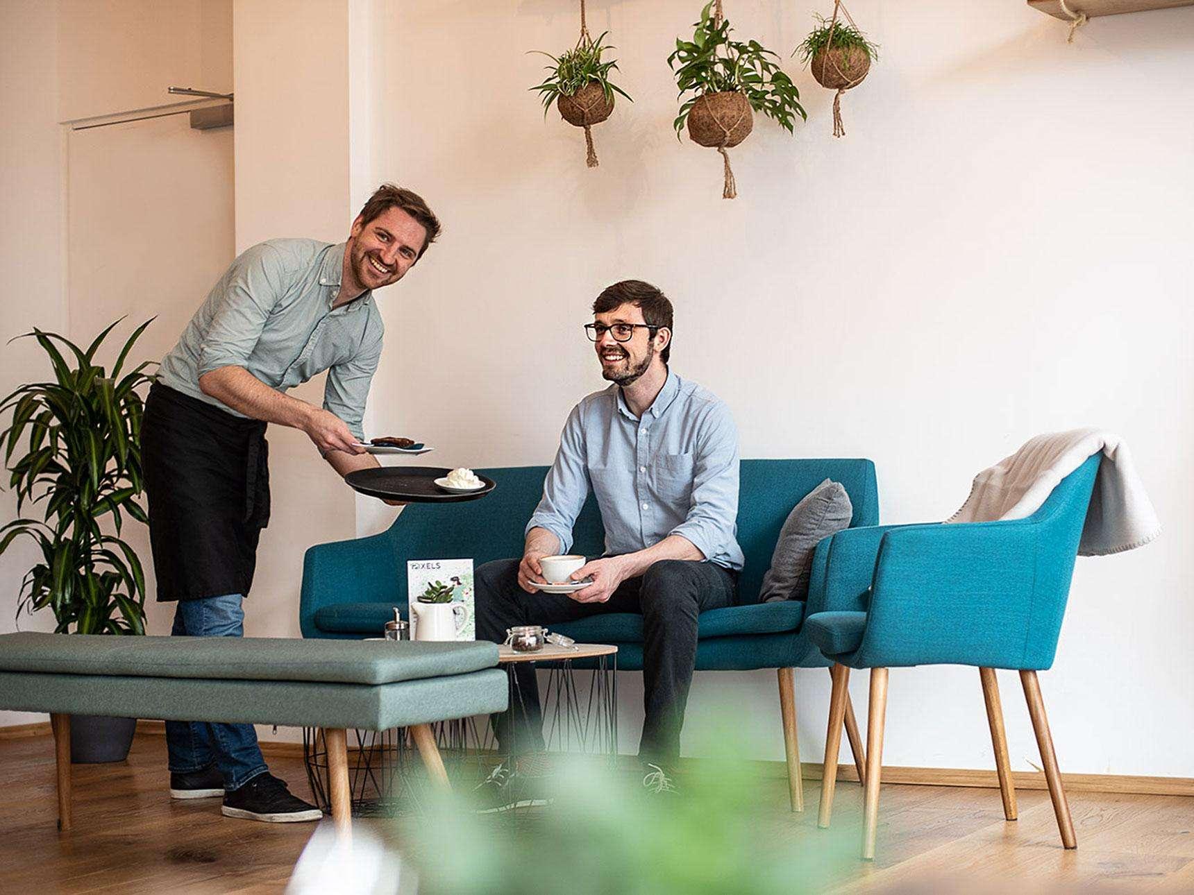 Foto des Pixels Cafe Fürth