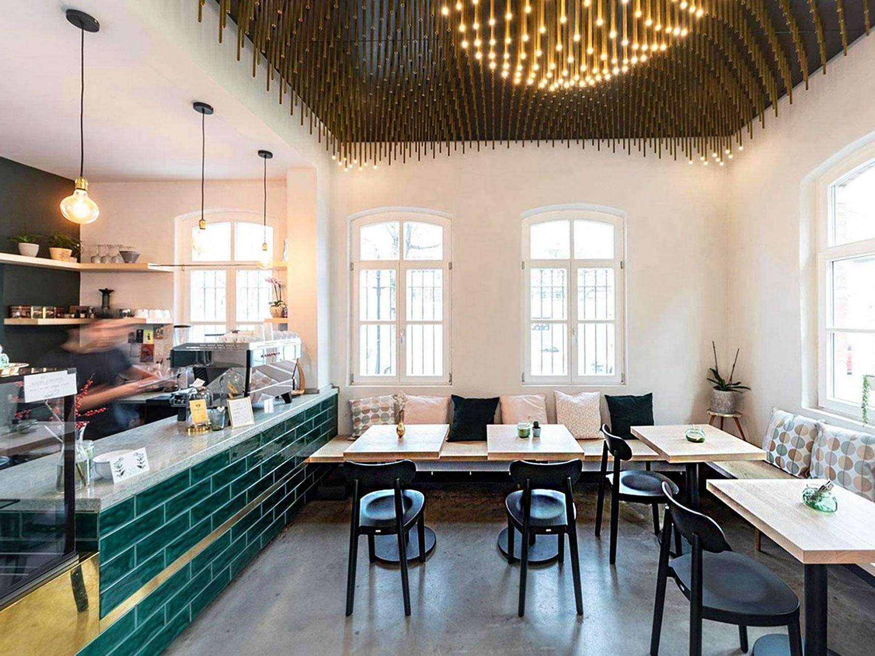 Foto des Café Portier Fürth