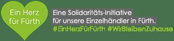 Ein Herz 💚 für Fürth Logo