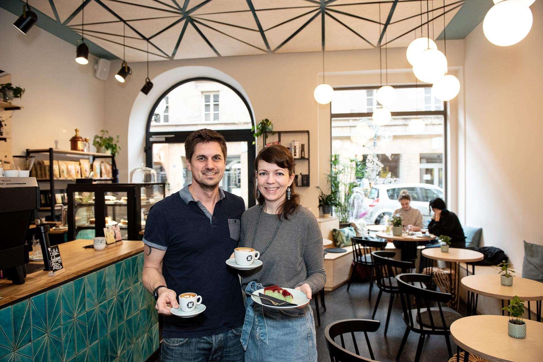 Foto des Kaffeesurium Café Fürth