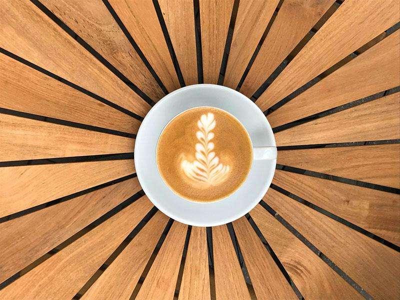 Leckeren Milchkaffee in Fürth trinken gehen
