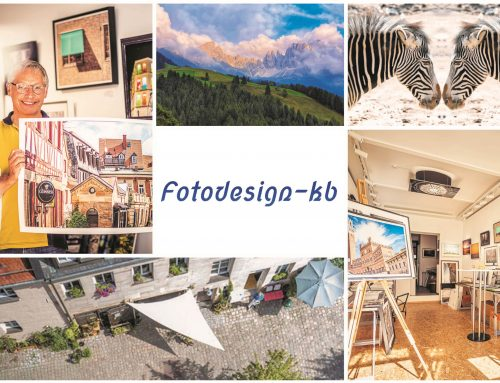 Galerie im Schwanenhof – Fotodesign-KB
